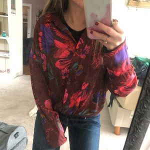 Funky free people blouse